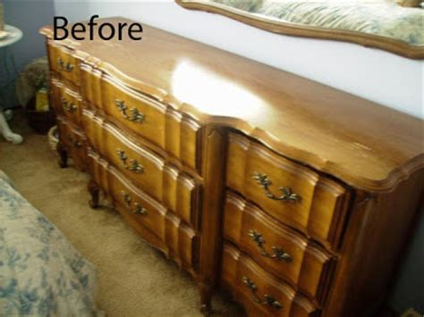 my romantic home painting furniture step by step
