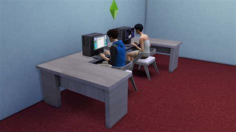 sims  corner desk cc zion star