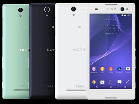 Tablet Sony C3 sony xperia c3 price in malaysia specs technave