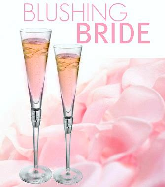 blushing bride drink on pinterest signature drink signs