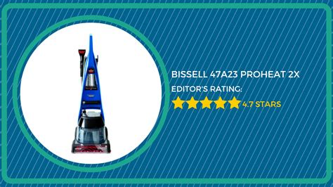 rug cleaner reviews bissell 47a23 proheat 2x review jan 2018