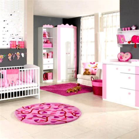 baby home decor cool unique baby girl room themes with colourful wall