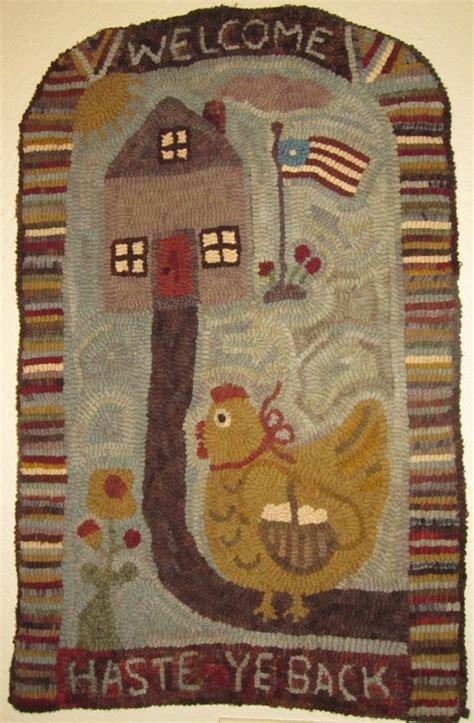 primitive rug patterns peste 1000 de imagini despre primitive rug hooking pe ă populară blackbird