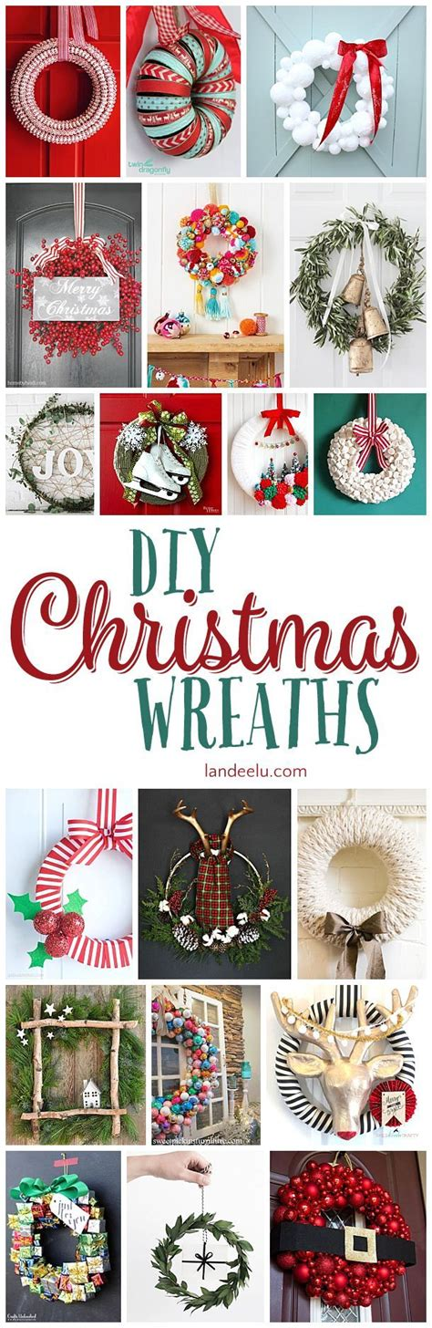 six christmas wreaths to inspire sweet pea 1000 ideas about christmas wreaths on pinterest deco