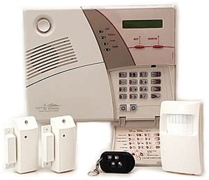 alarm systems visonic powermax