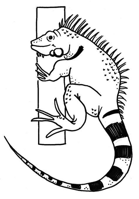imagenes para colorear iguana menta m 225 s chocolate recursos y actividades para