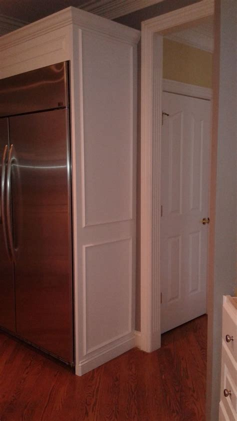 kitchen cabinet finished end panels 7 best images about finished ends on