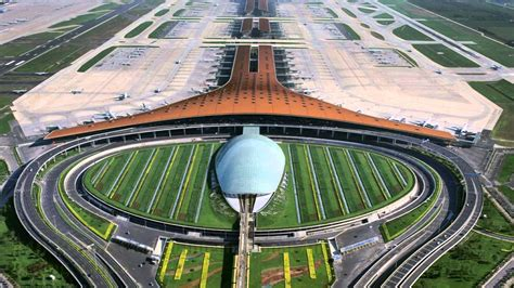 top 10 largest international airports in the world 2017