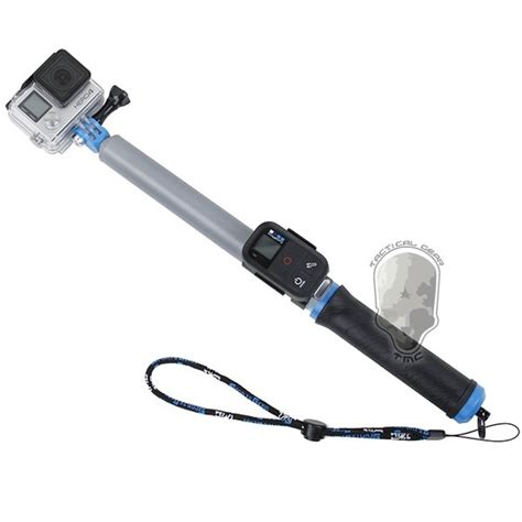Monopod Tmc tmc monopod floating extension pole with wireless remote slot 14 41 inch hr321 white