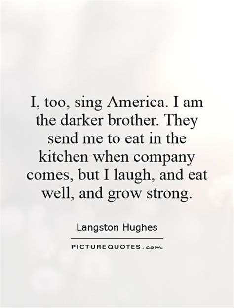 How To Be A Success In The Kitchen by Langston Hughes Quotes About Success Quotesgram