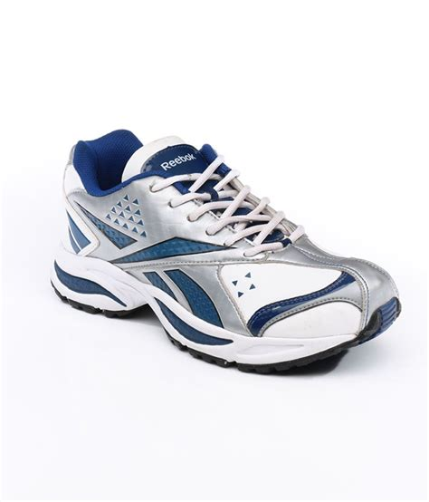 reebok blue white sport shoes price in india buy reebok