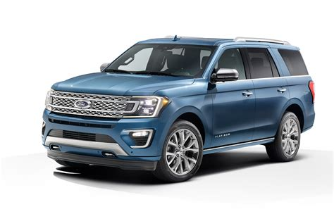 Ford Expadition Refreshing Or Revolting 2018 Ford Expedition Motor Trend