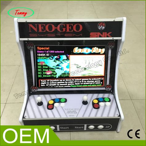 Mini Arcade 2019 In 1 by 22 Inch 2 Player Mini Arcade Machine With Classic
