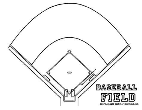 baseball field diagrams baseball coloring pages 28 baseball field coloring at