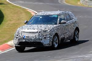 new range rover velar coupe to join brand s suv line up