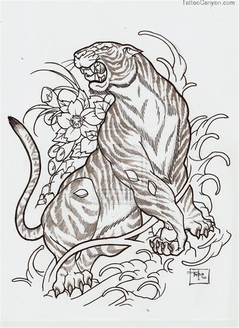 japanese tiger tattoo designs japanese tiger drawing 187 ideas