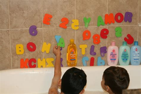 bathroom numbers three somuchmore bath time games giveaway