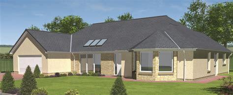 Designing A Kitchen Floor Plan hartfell homes ettrick bungalow new build elegant