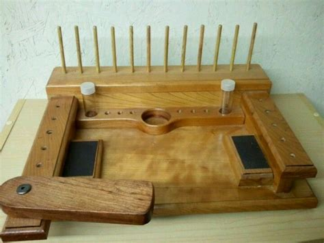 homemade fly tying bench diy woodworking fly tying desk plans pdf download on