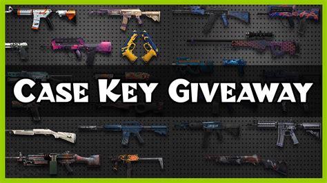 youtube - Cs Go Case Key Giveaway