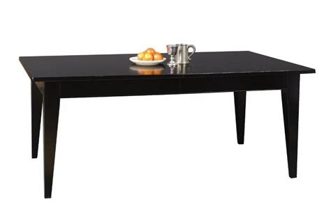 amish design your own rectangular dining room table