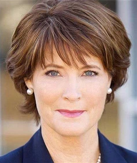 15 stylish short hairstyles for women over 50 for a 15 collection of short hairstyles women over 50