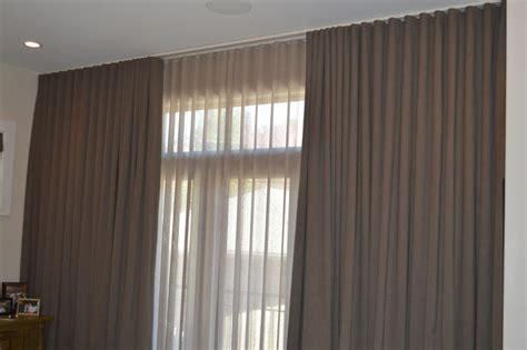 ripple fold drapery ripplefold blackout spruce interiors
