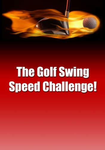 golf balls for fast swing speeds affiliate tools the golf swing speed challenge