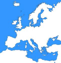Blank Western Europe Map by Western Europe Outline Map Clipart Best
