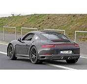 2019 Next Generation Porsche 911 Spied Could Alter Rear