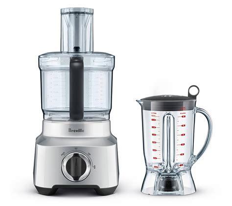 breville kitchen appliances breville the kitchen wizz 8 plus food processors 1oo