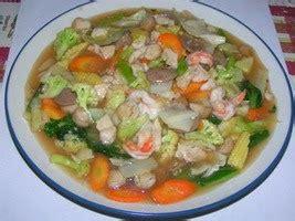 Cara Membuat Capcay Ala Cina | resep masakan cina capcay putih ala farah quinn