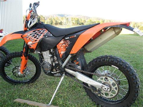 2008 Ktm 450 Exc For Sale 2008 Ktm 450 Exc R For Sale Or Qld Coast