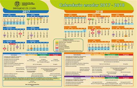 Calendario 2012 Mexico Universidad De Colima Alumnos Calendario Escolar