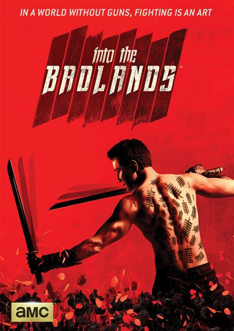 out of the badlands tv show into the badlands dvd release date