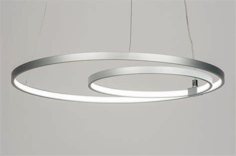 lampara colgante  moderno diseno aluminio