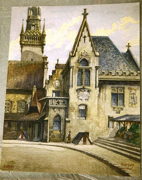 hitler house painter hitler watercolor fetches 162 000 at auction the japan