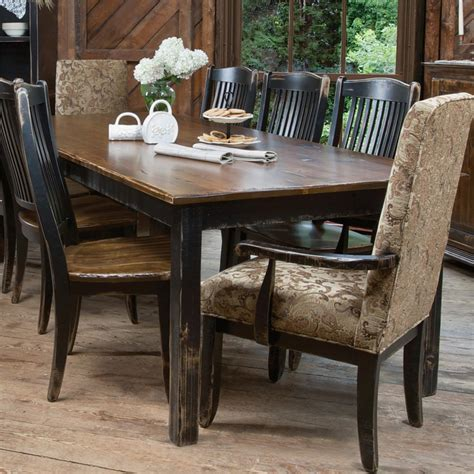 Canadel Kitchen Tables Canadel Chlain Custom Dining Customizable Traditional Rectangular Dining Table Darvin