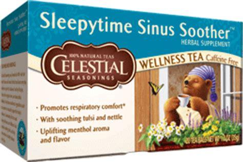 Holy Tea Detox Symptoms by Sleepytime Sinus Soother Wellness Tea Celestial Seasonings
