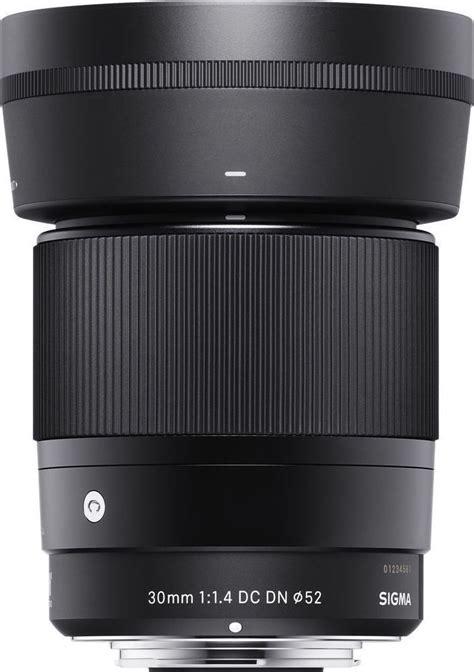 Sigma 30mm F 1 4 Dc Dn Contemporary Lensa Kamera For Sony E Sigma sigma 30mm f 1 4 dc dn contemporary sony e skroutz gr