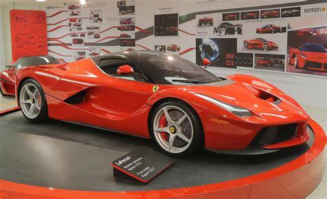 La Ferrari Model by Ferrari California Reviews Specs Pricing For Ferrari