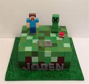 minecraft kuchen minecraft cake cakes etc