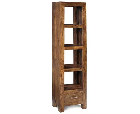Slim Bookshelf Denver Open Bookcase
