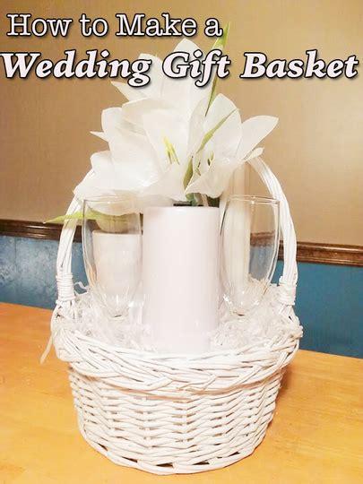 wedding gift basket curiouscom