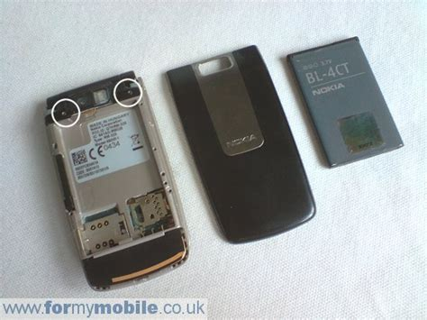 Memory Card Nokia 6600 nokia 6600 fold disassembly screen replacement and repair