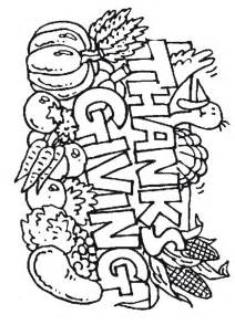 free thank you in colour coloring pages