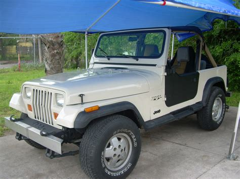 Of Jeep 1991 Jeep Wrangler Pictures Cargurus
