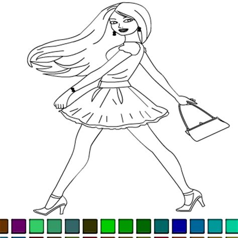 coloring games for girls coloring pages to print