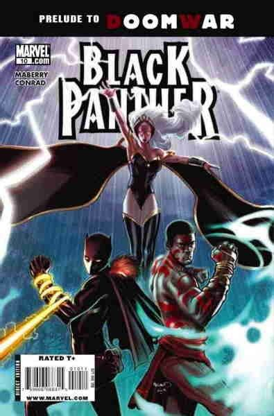 marvel s black panther prelude books black panther 2 10 prelude to doom war marvel comics