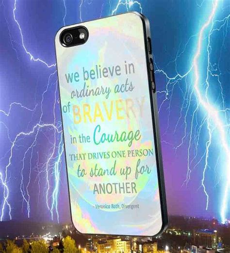 Dauntless The Brave Divergent divergent dauntless the brave quotes for iphone 4 4s 5 5s